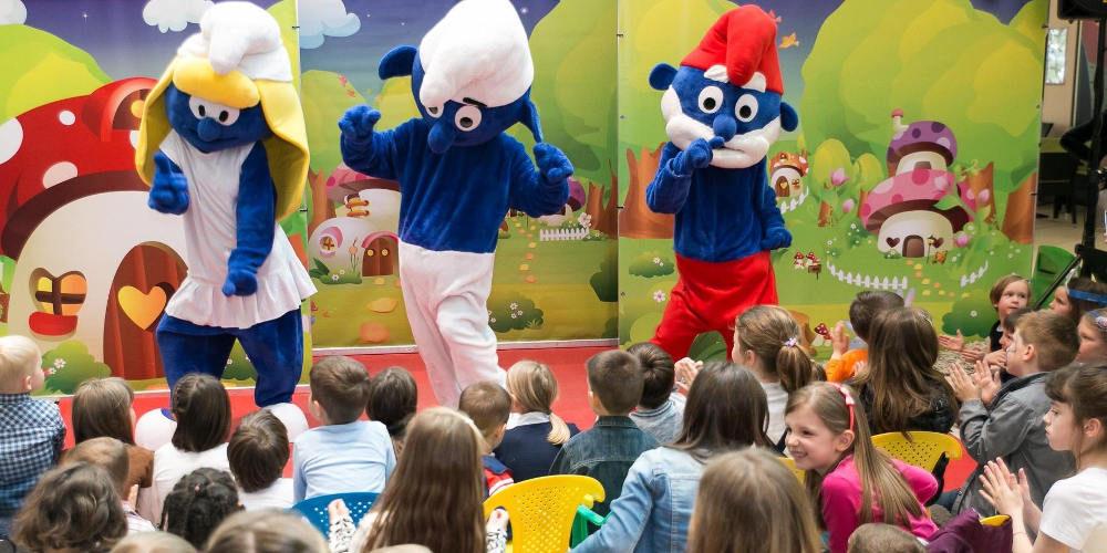 Organizacija dječjih zabava i rođendana - Rijeka