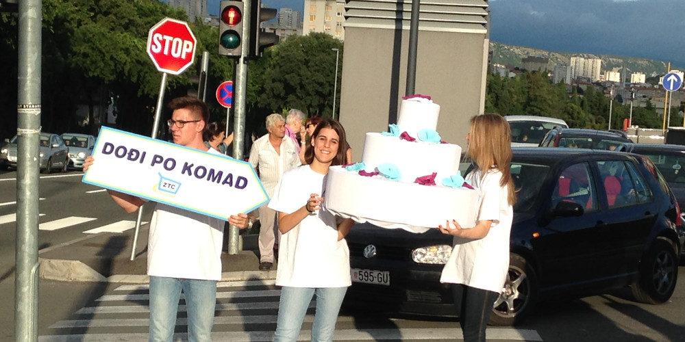 Gerila Marketing Rijeka - Privlačenje pažnje