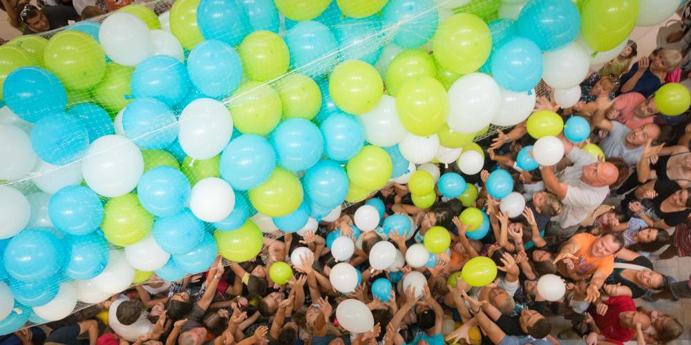 Zabavna događanja - Dekoriranje balonima - Rijeka